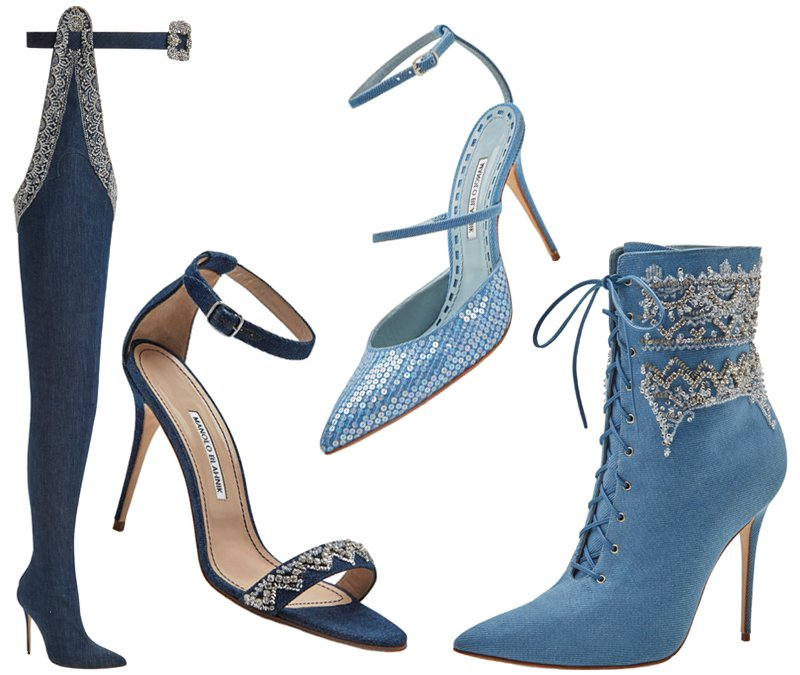 ManoloBlahnik_Rihanna_Shoes Denim Dessert