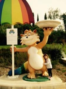 Rainbow magicland Gattobaleno