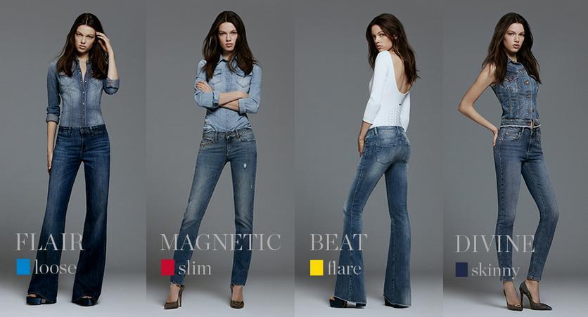 huge discount 66aff 83eb7 Blog and the City - Tendenze primavera estate jeans Liu Jo ...