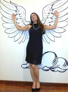 Accademia del Lusso Levi's Elenia angel