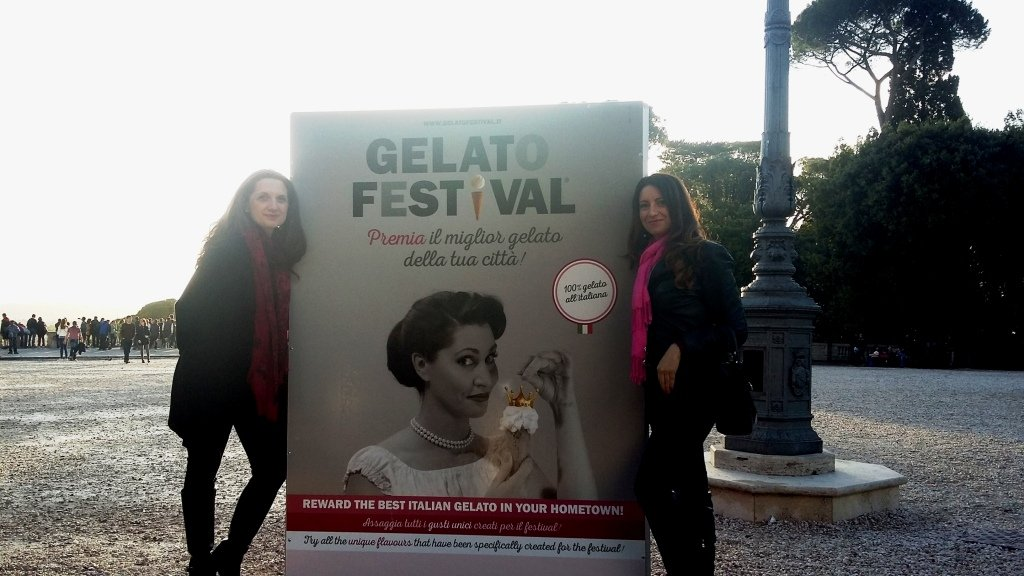 Festival del gelato 2016 Ele Rox