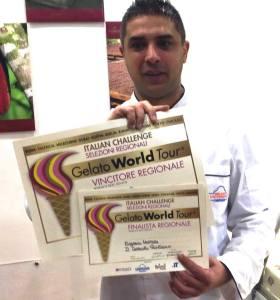 Il cannolo siciliano Eugenio Morrone World Tour