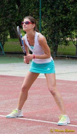 Laura internazionali di tennis 2016 Baiocco