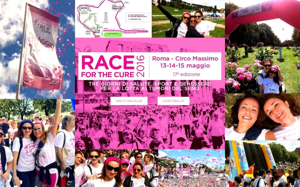 Race for the Cure 2016: partecipa anche tu!