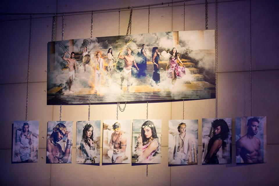Riccardo Riande Gods of Olympus