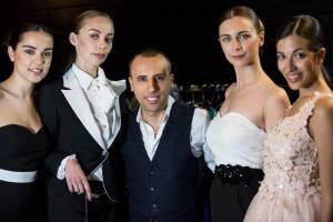Riccardo Riande serata moda e fotografia Noikika