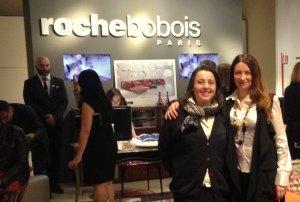 Roche Bobois compleanno Cate Elenia