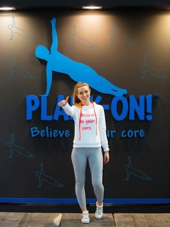 Plank on - Abbigliamento sportivo made in Italy Plank-on Believe