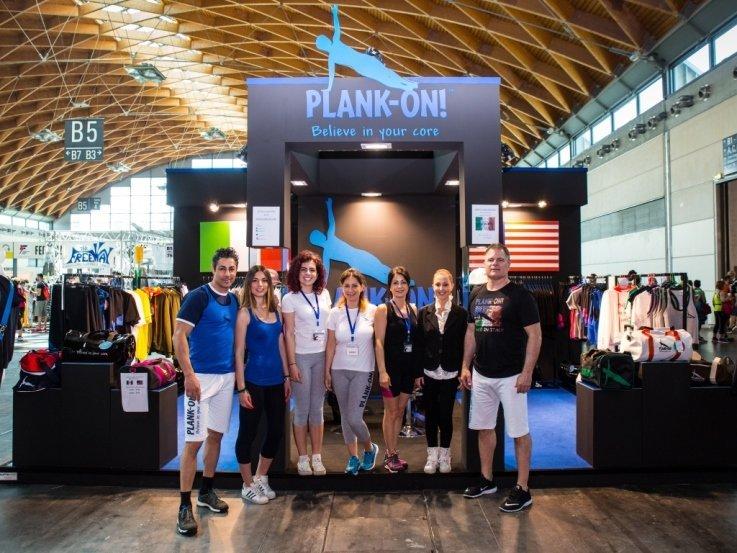Abbigliamento sportivo made in Italy Plank-on