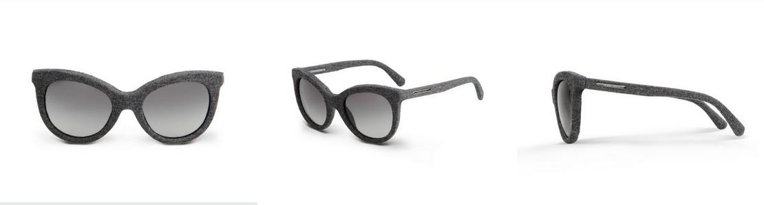 Armani flanella occhiali primavera estate 2016