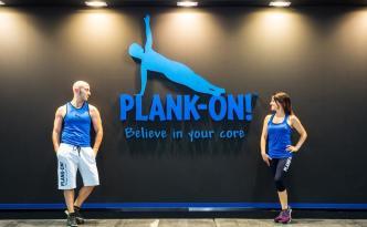 Plank-on cop