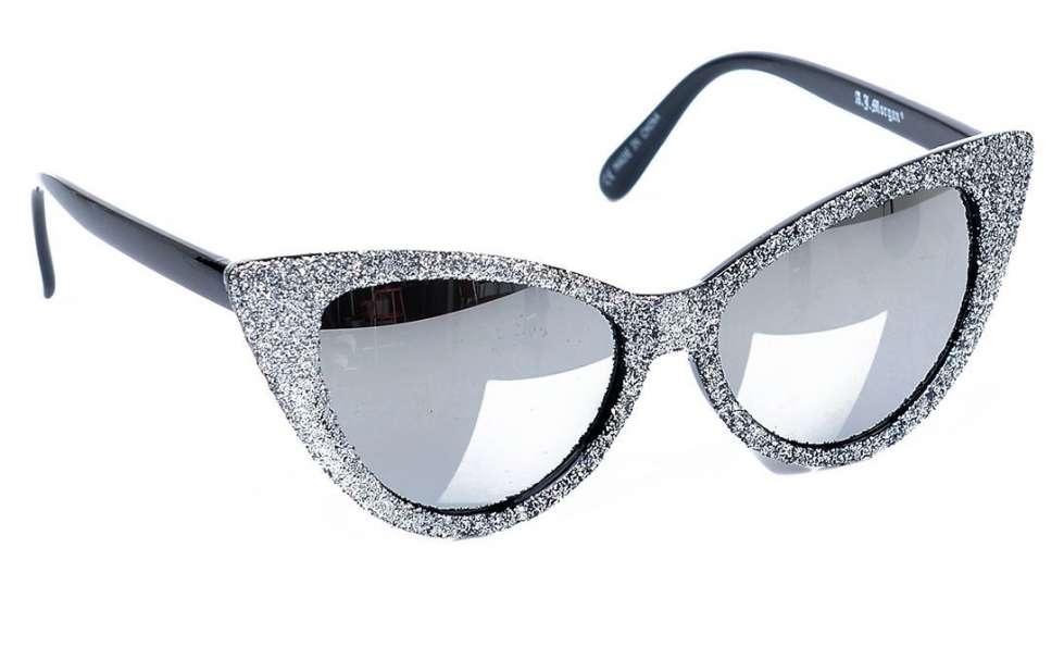 occhiali GUCCI cat-eye-argento