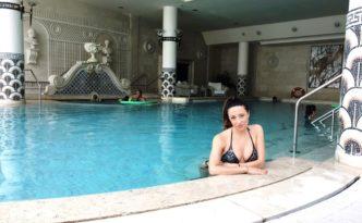 Hotel Rome Cavalieri cabana