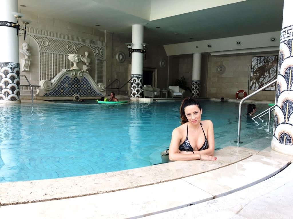 """La """"Cabana"""" un rifugio nell'oasi di bellezza e benessere dell'Hotel Rome Cavalieri"""