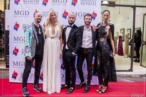 Pierlorenzo Bassetti, Martina Stetiarova, Jacqueline Lara e Marco Gambedotti