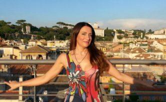 terrazza del The First Luxury Art HotelHotel Elenia Scarsella cop