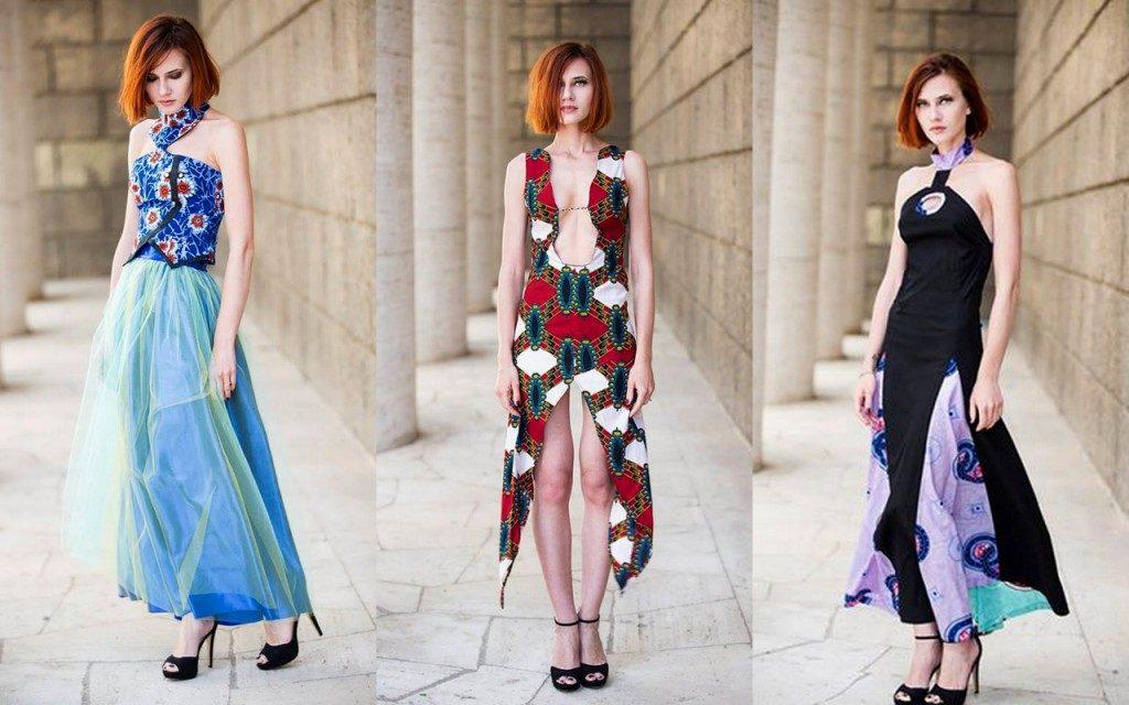 Drusilla Clothing nuova collezione Melting Pot Riccardo Riande