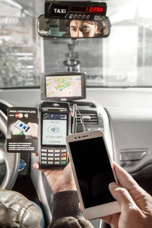 Vodafone Pay taxi