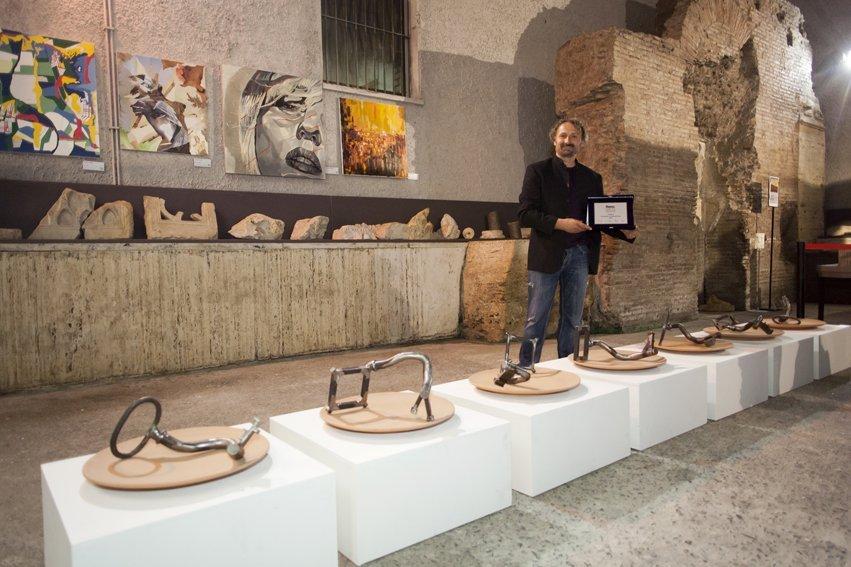 Premio ARTE Roma e la POP ART Italiana allo Stadio di Domiziano