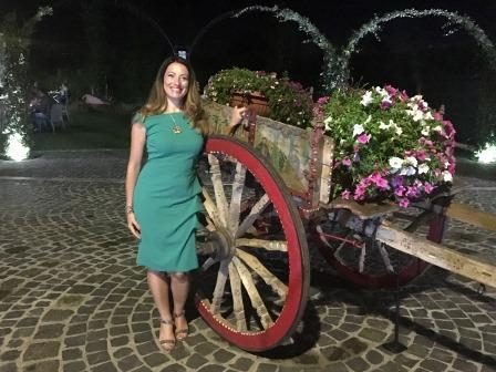 Villa Domus Petra entrata Elenia Scarsella