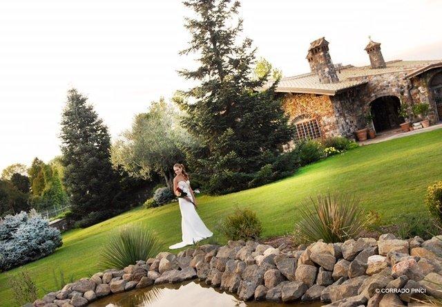Villa Domus Petra tenuta in pietra sposa