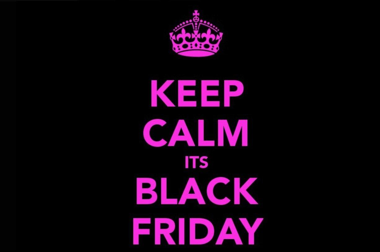 Black Friday: sconti per tutti anche in Italia venerdì 25 novembre