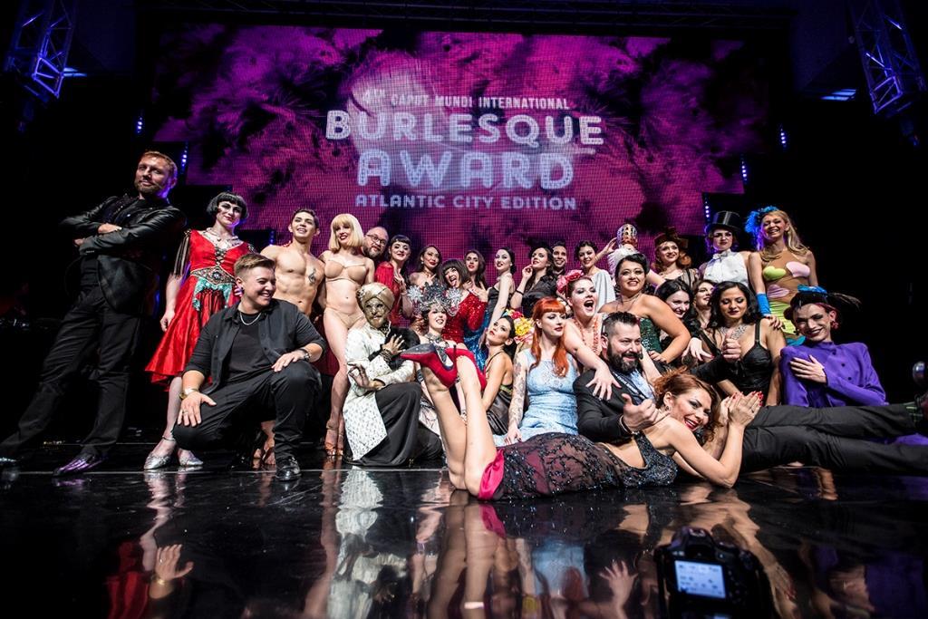 Il Festival Internazionale del Burlesque in scena a Roma!