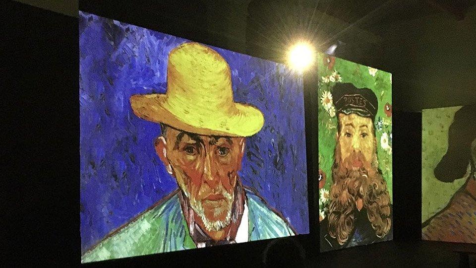 Mostra Van Gogh Alive: un'esperienza da vivere!