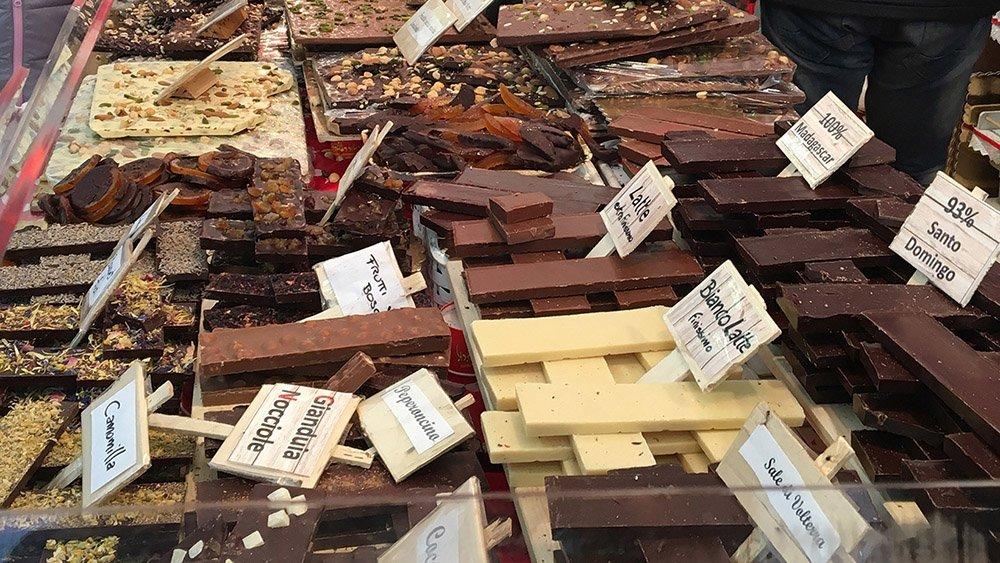 Cioccoshow: un mondo di cioccolata a Bologna