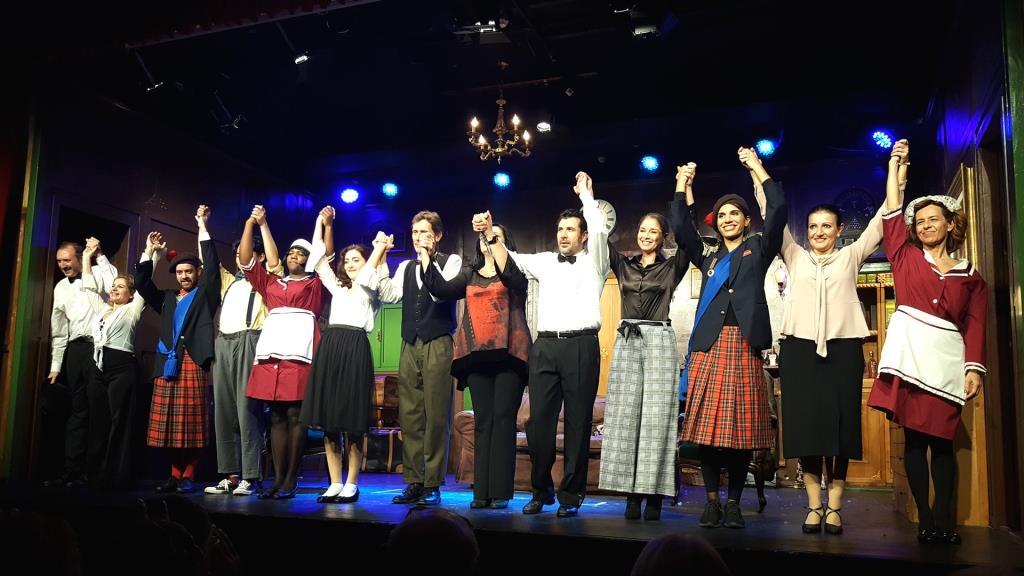 'Ladri di battute' al Teatro Sette: gags, non sense, situazioni surreali e tantissime risate!