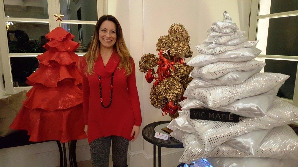 Il Natale dei 100 alberi d'Autore : l'albero secondo gli stilisti!