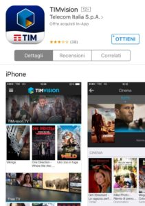 Tim Vision App