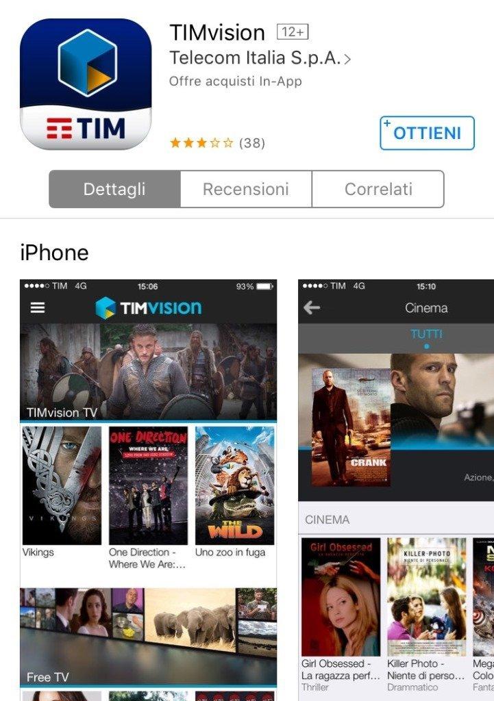 Blog and the city film e serie tv ovunque ti trovi a for Timvision app smart tv