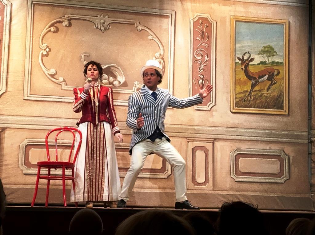 Cani e Gatti al Teatro delle Muse, un classico tutto da ridere!