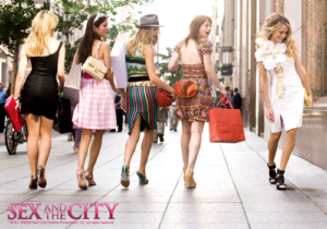 shopping sexandthecity