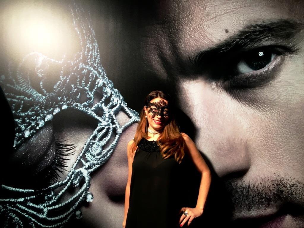 Cinquanta Sfumature di Nero – Anteprima al Cinema Adriano