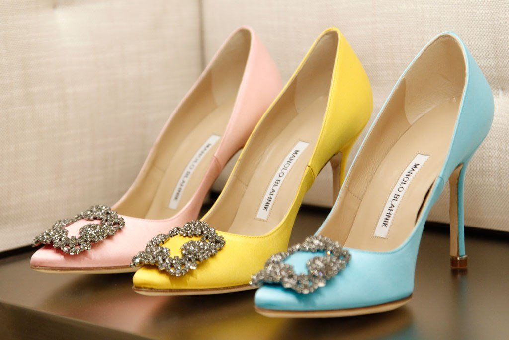 """MANOLO BLAHNIK – The Art of Shoes"" fa tappa a Milano"
