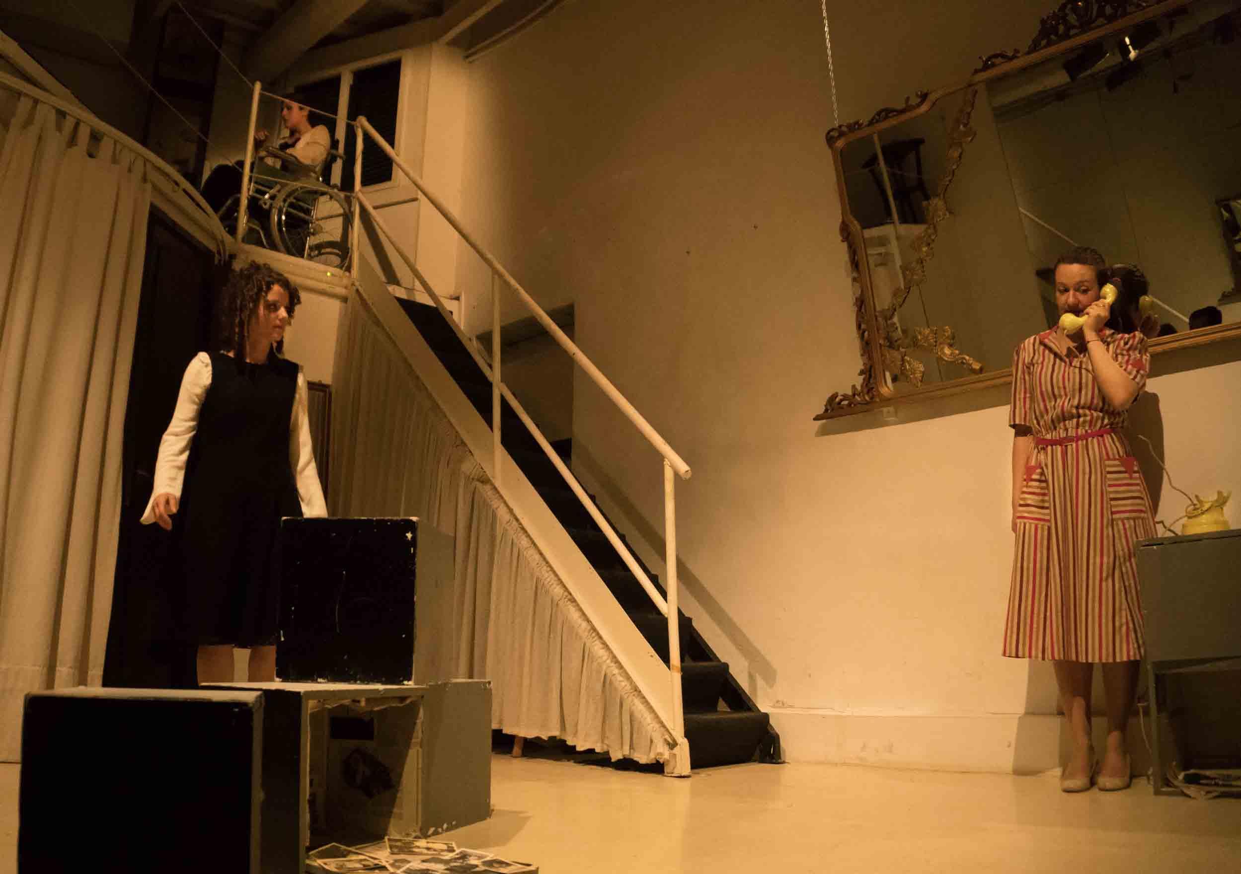 Che fine ha fatto Baby Jane? al teatro delle Stanze segrete