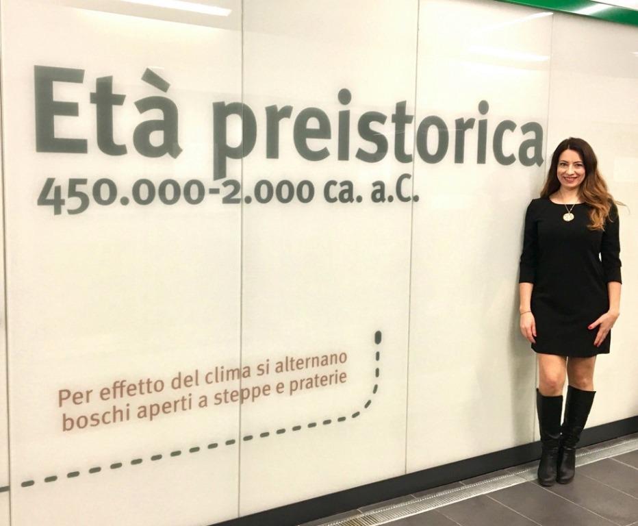 Metro C Stazione San Giovanni – un viaggio emozionante nella storia dalla preistoria ai nostri giorni