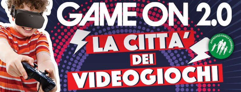 Game On 2.0, videogames in mostra a Roma