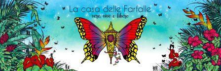 La casa delle Farfalle vi aspetta a Roma.