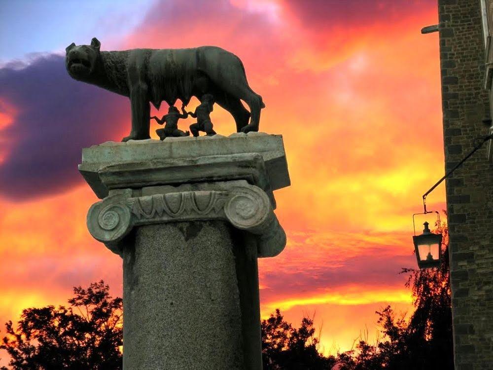Oggi 21 aprile è il Natale di Roma