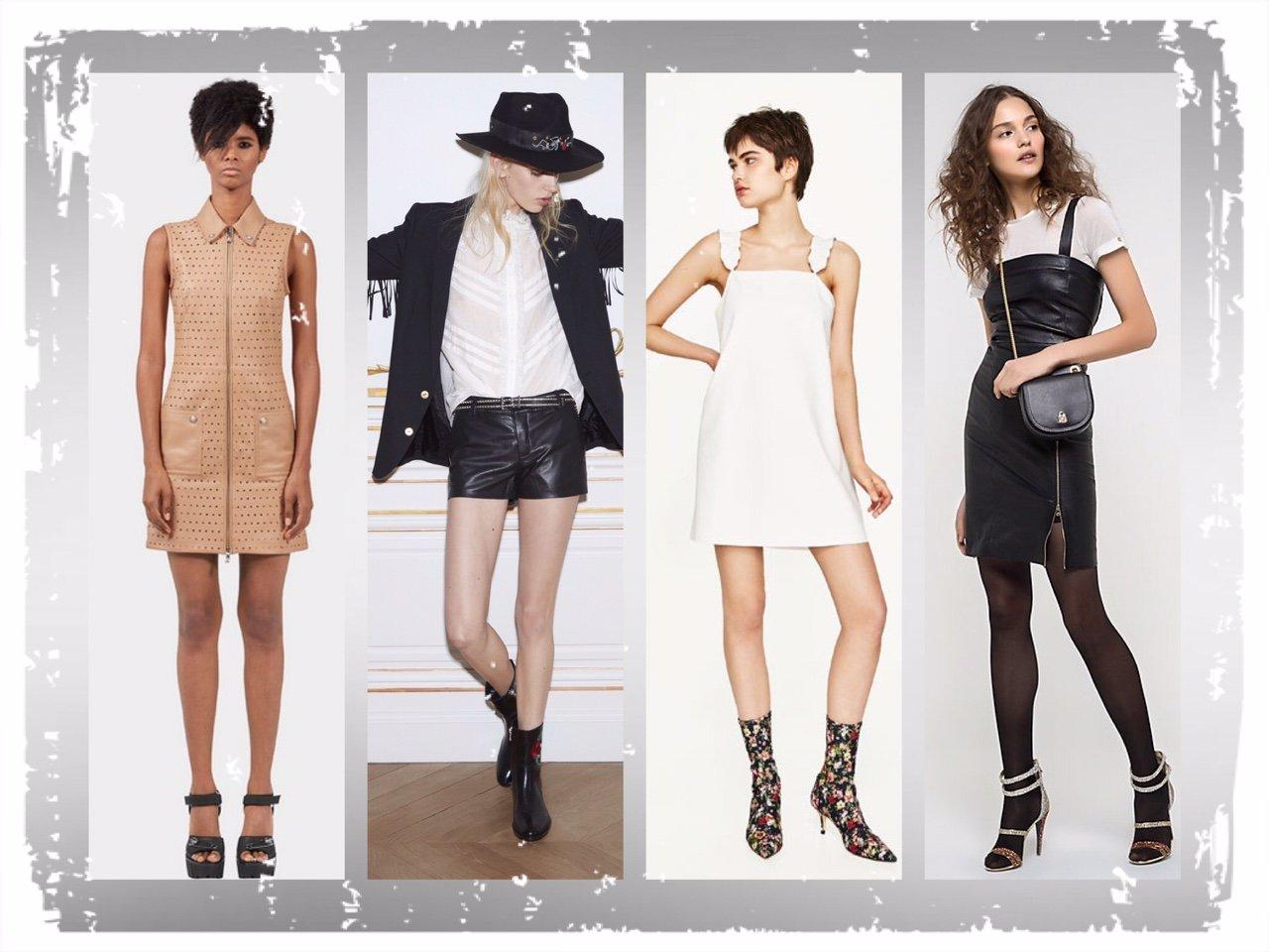 Tendenze moda primavera estate: la pelle in tutte le sue espressioni