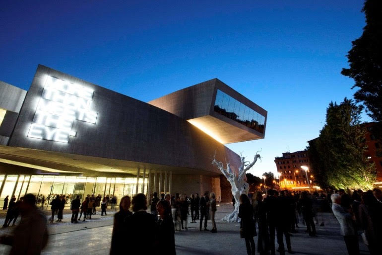MAXXI roma notte dei musei
