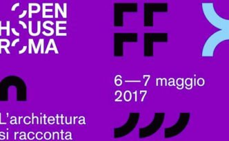 locandina open house Roma