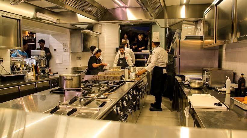 greg ristorante tivoli cucina