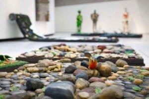 opere di pietro giraldi al MAXXI la notte dei musei