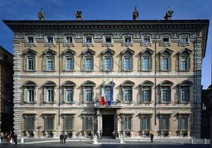 palazzo madama senato della repubblica roma