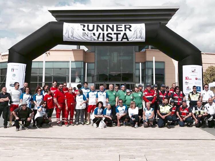 runner in vista 27 maggio roma