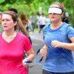 runner in vista ciechi ipovedenti